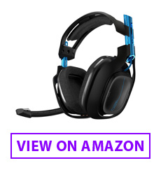ASTRO A50 streaming headset