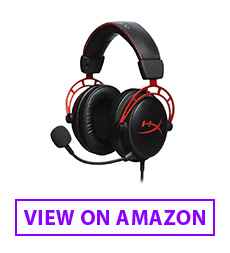 HyperX Alpha best new streaming headset