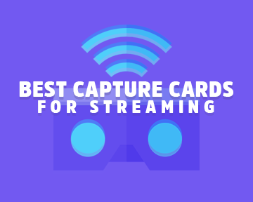 Best Capture Card for Streaming Twitch, PC, PS4, Xbox