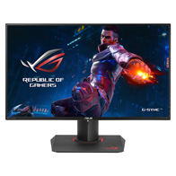 DrLupo gaming monitor