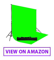 Fancierstudio Chromakey best Green Screen Kit